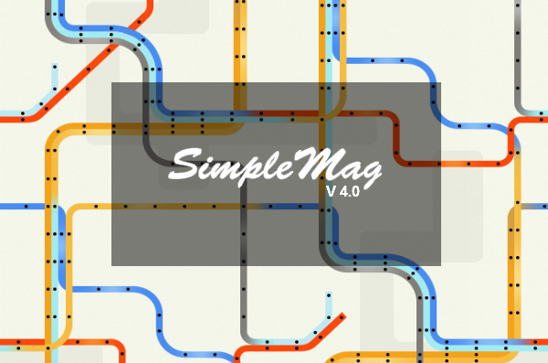 SimpleMag 4.0 New Features